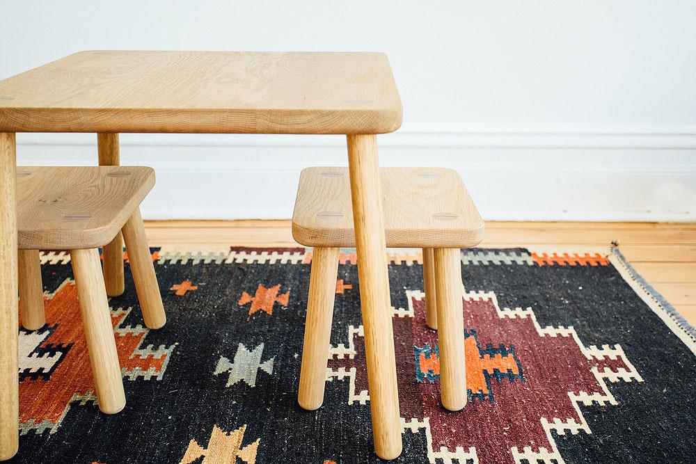 Designer Wooden Furniture to Inspire Your Children