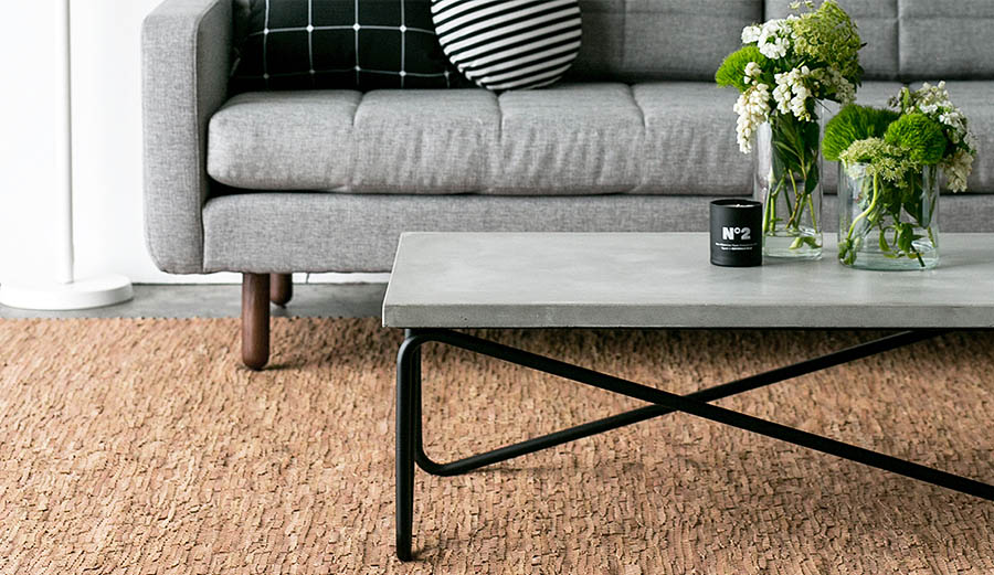 Polished Concrete Furniture. Commission A Flow Coffee Table To Lift The  Look Of Your Home