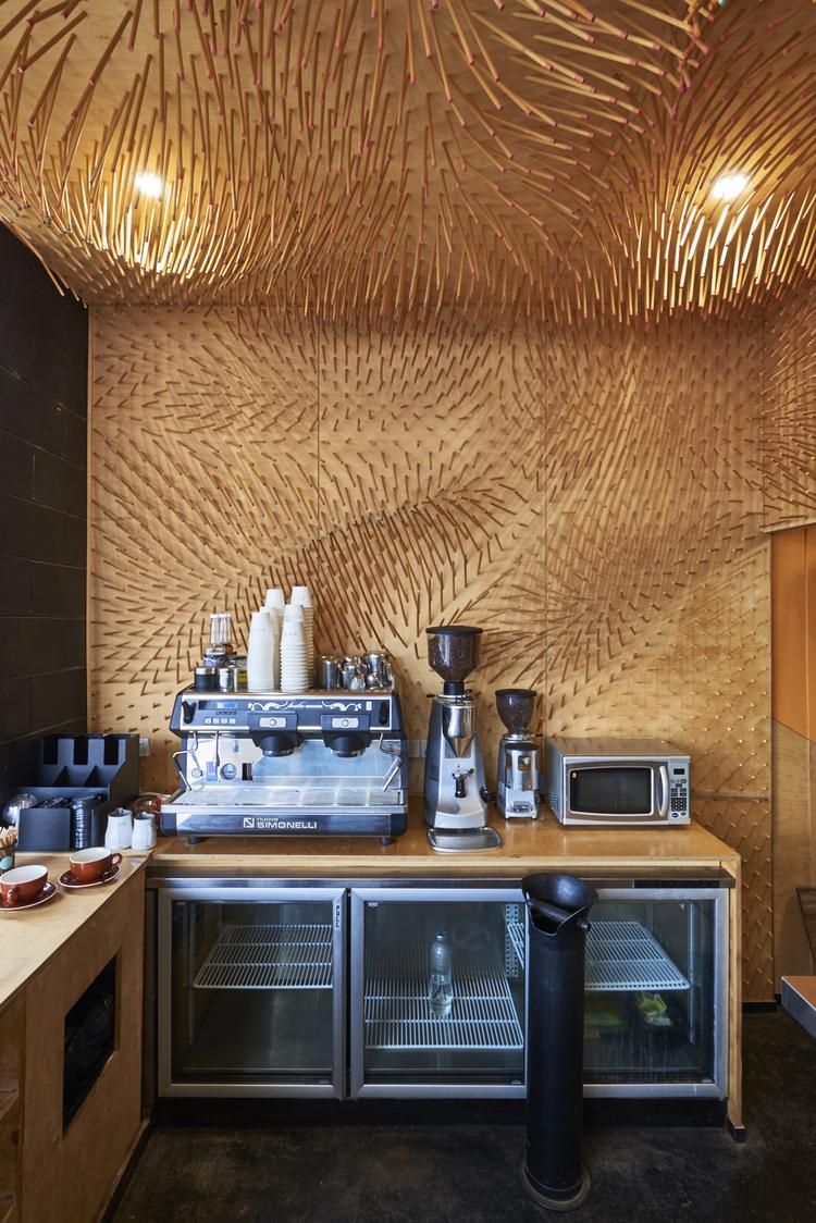 Nord Coffee Co Impressive Interior