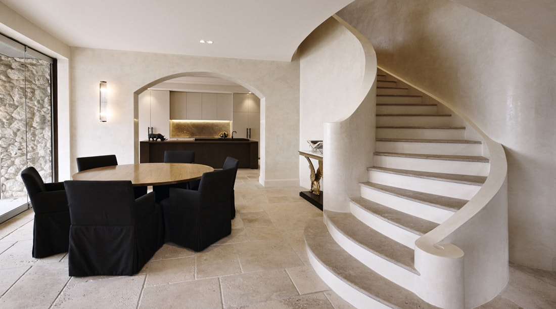 Point Piper Interior Project by Daniel Boddam - Staircase Design - Sydney, Australia - Feature Image