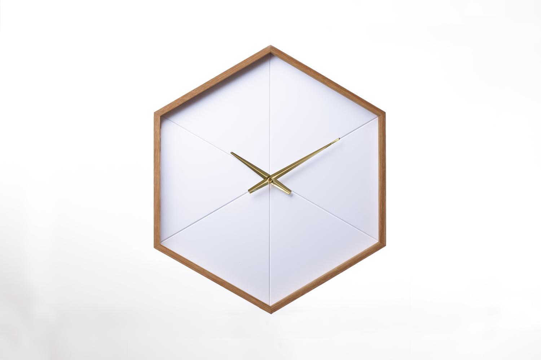 OneSixth Wall Clock - Stephen Roy - Furniture Design - Image Gallery