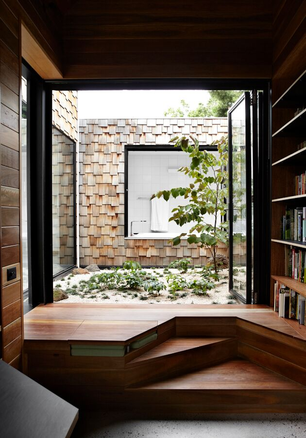 Tower House - Austin Maynard Architects - Photographed by Tess Kelly