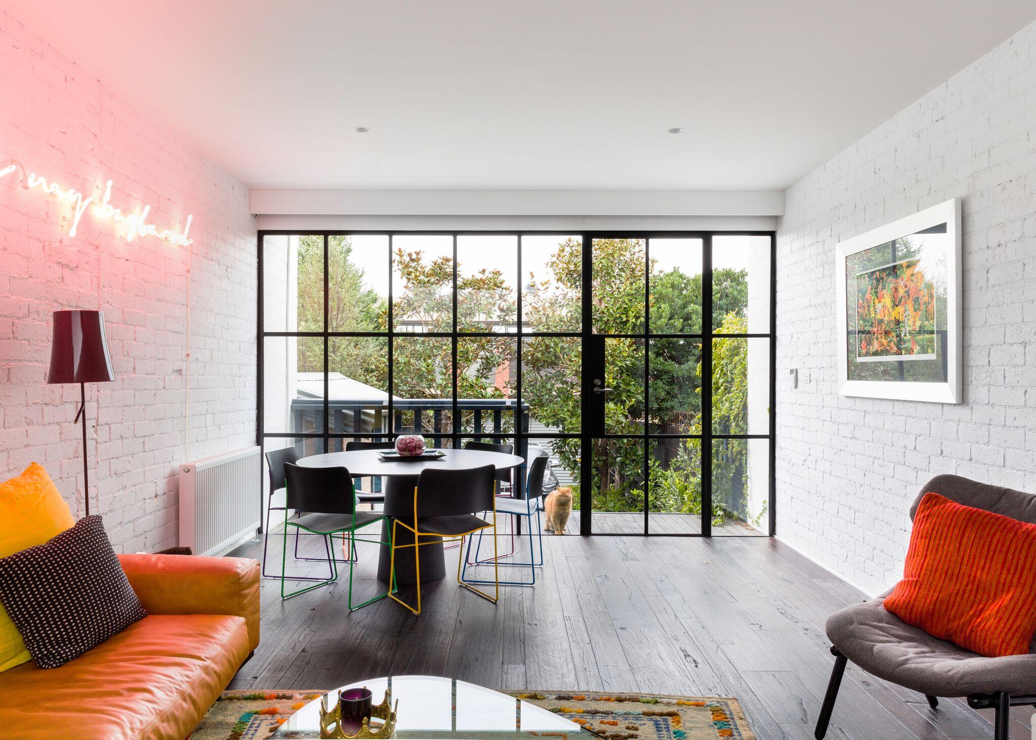 Fitzroy House - Sashimi Studio - Interior Design Archive - The Local Project