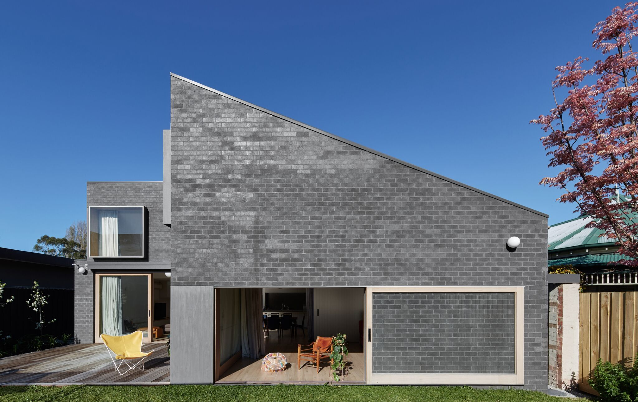 Hoddle St House - Freadman White - Architecture Archive - The Local Project