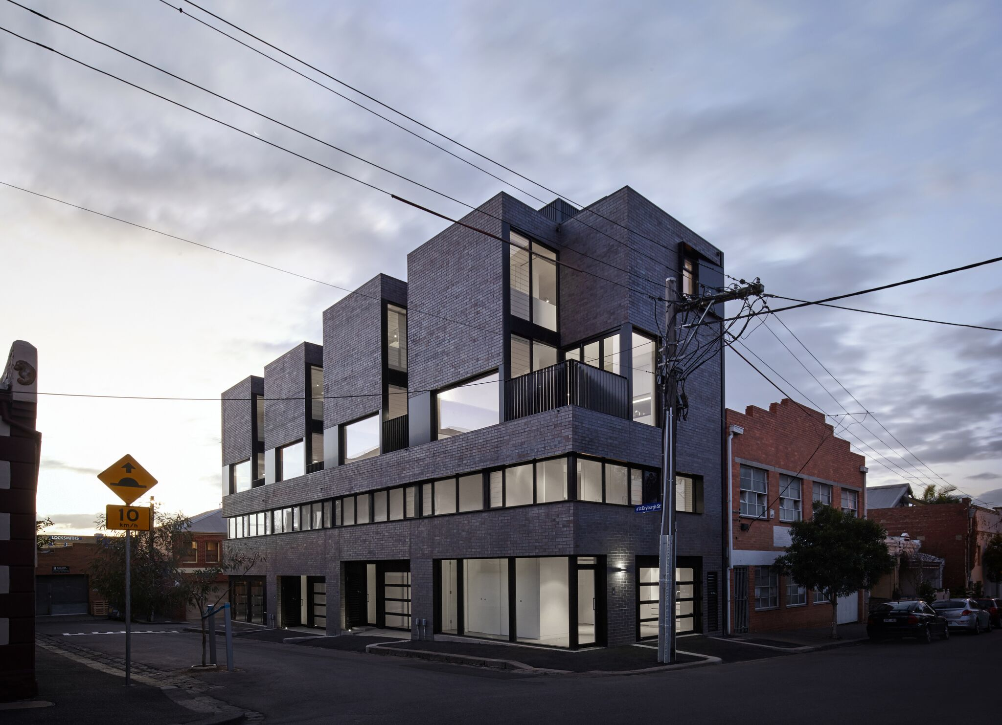 Lothian St Houses - Freadman White - Architecture Archive - The Local Project