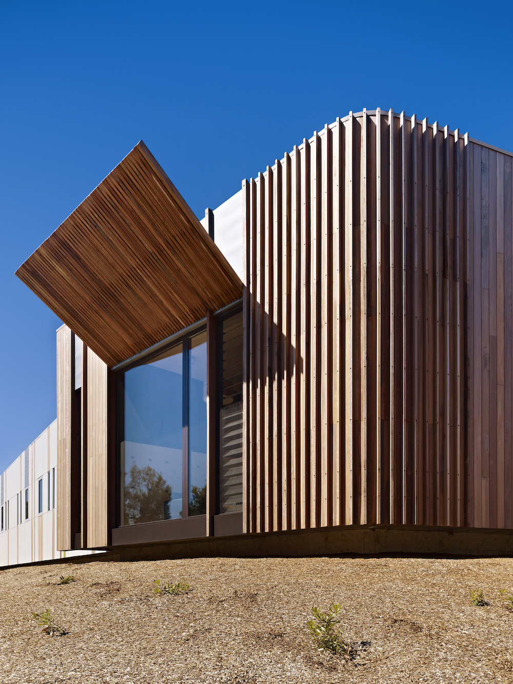 FMSA Architecture - Monash Churchill Student Accomodation - Architecture & Photography Archive