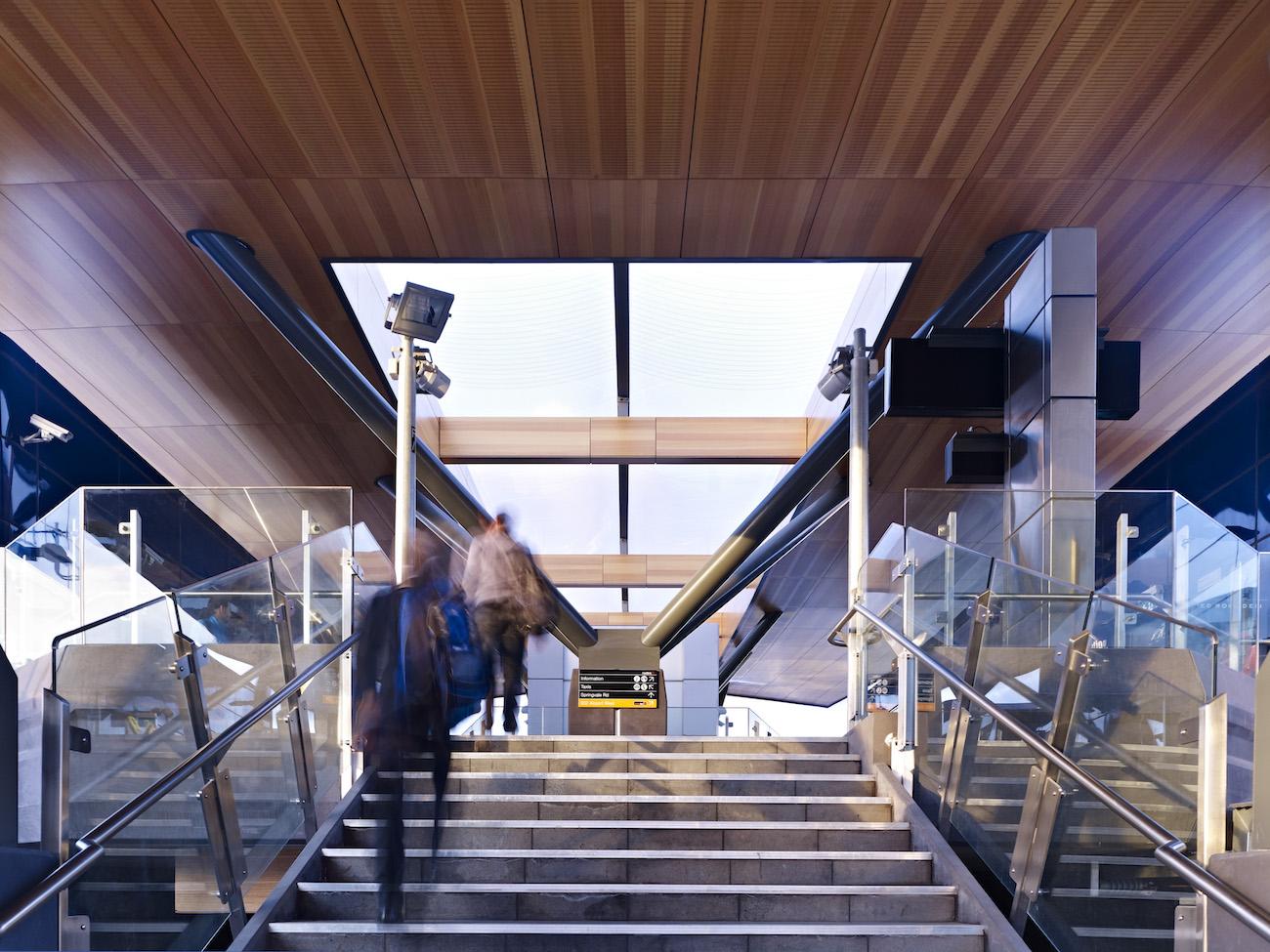 Grimshaw - Nunawading Station - Architecture & Photography Archive