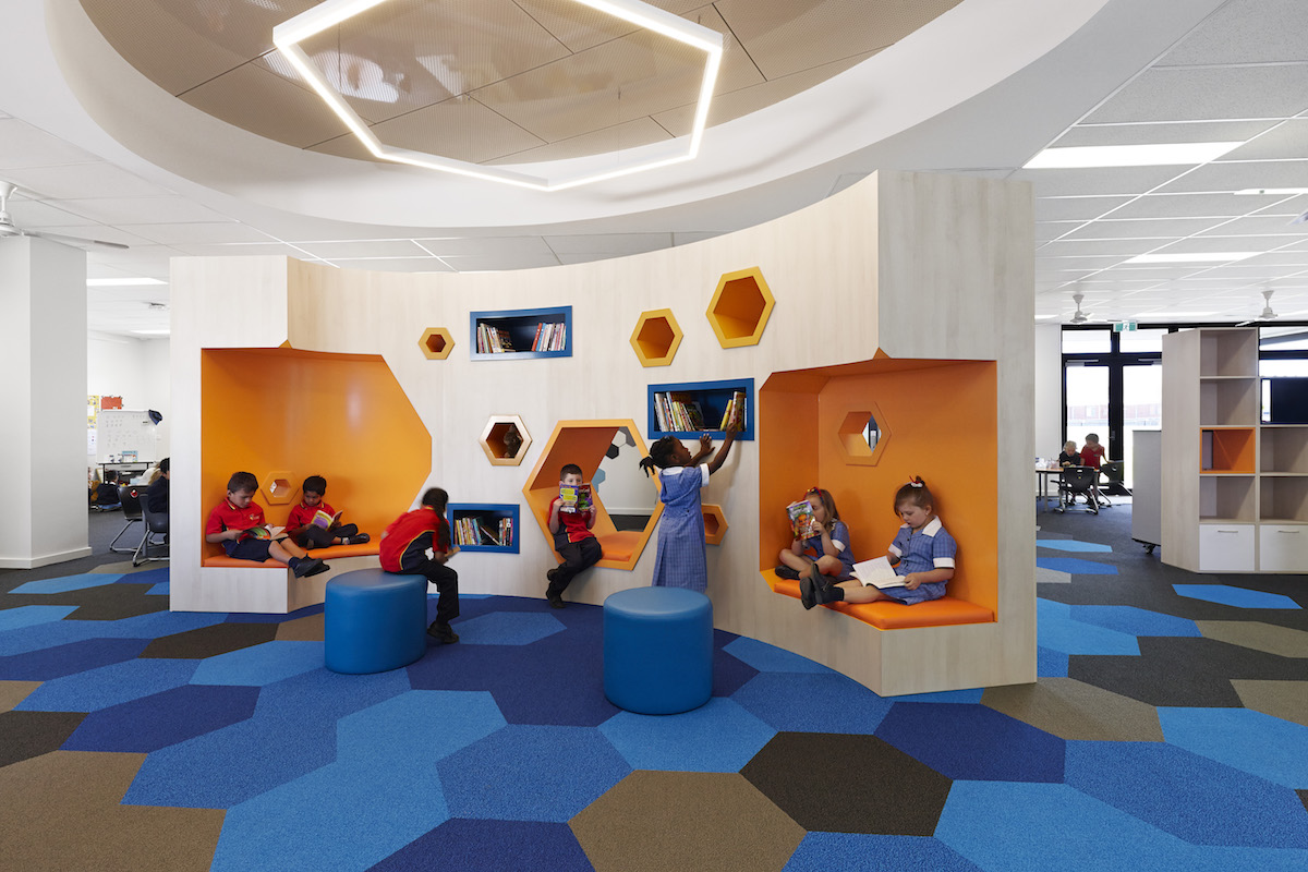 Haskell Architects - Wyndham Vale Primary School - Architecture & Photography Archive