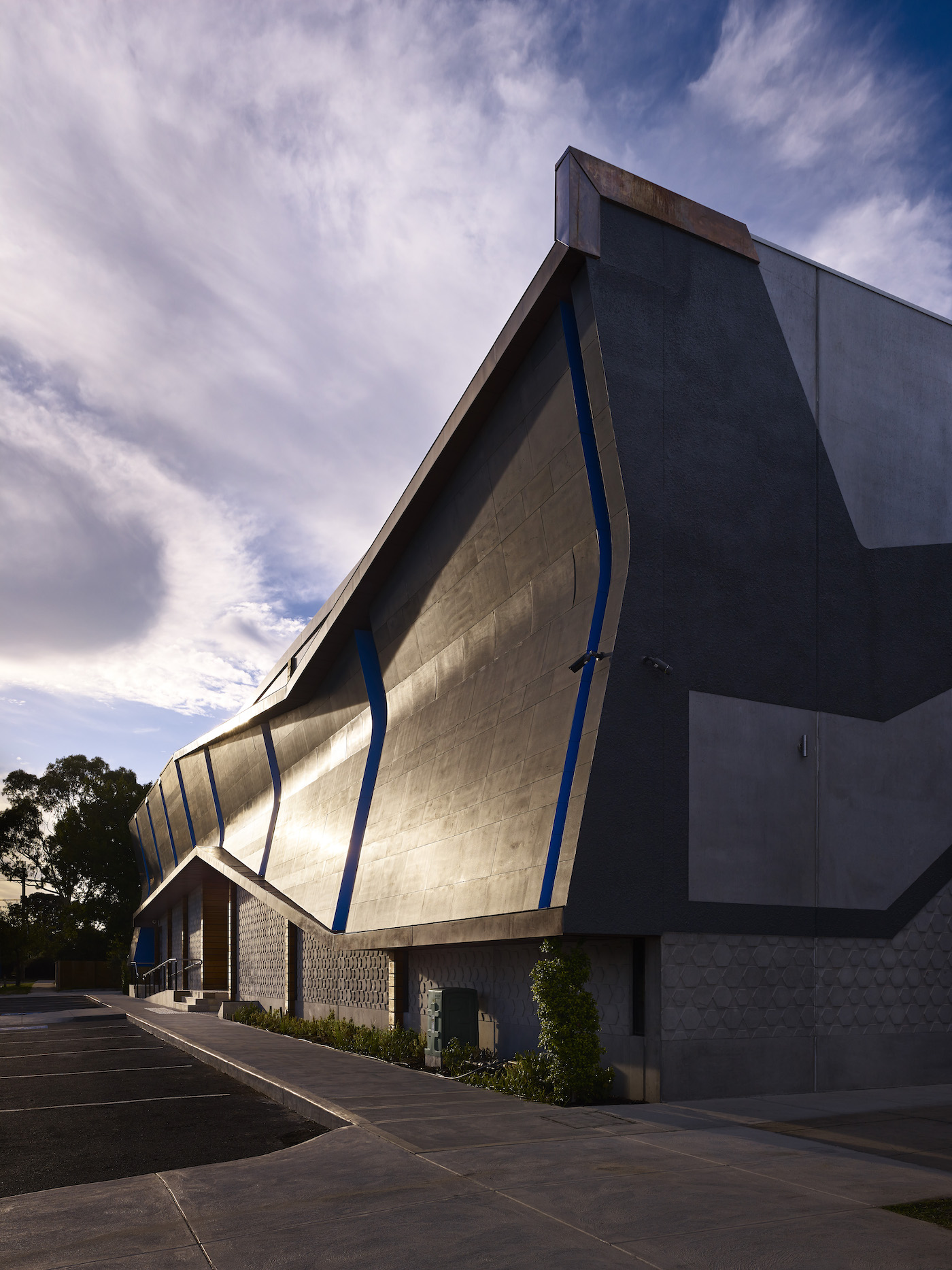 Idle Architecture Studio - Central Shule Chabad - Architecture & Photography Archive