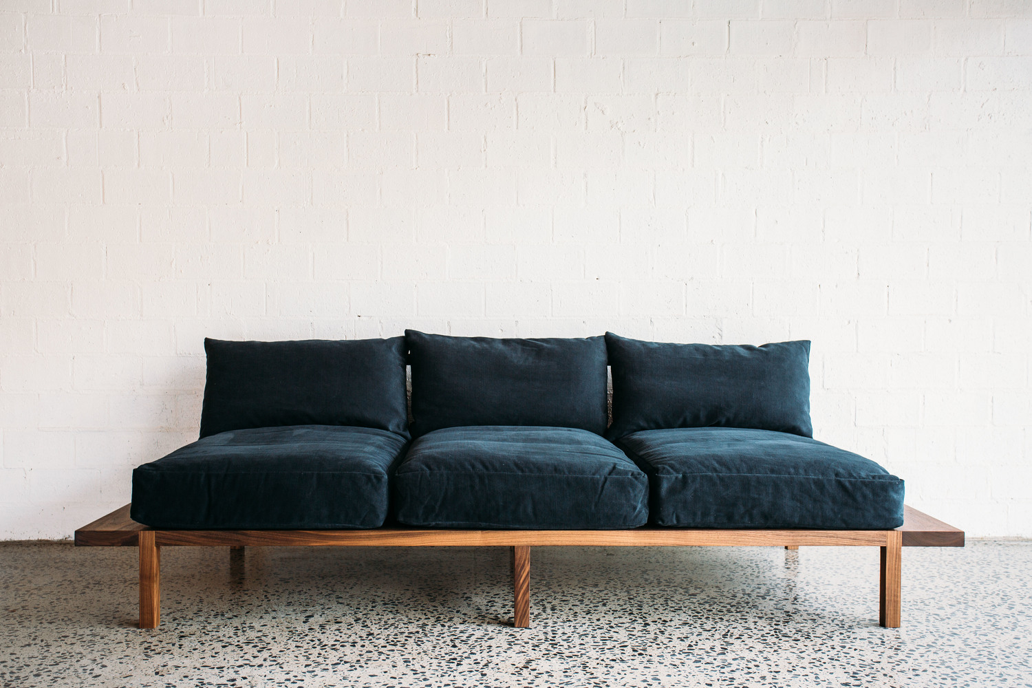 The Finley Sofa - JD.Lee Furniture - Front on shot