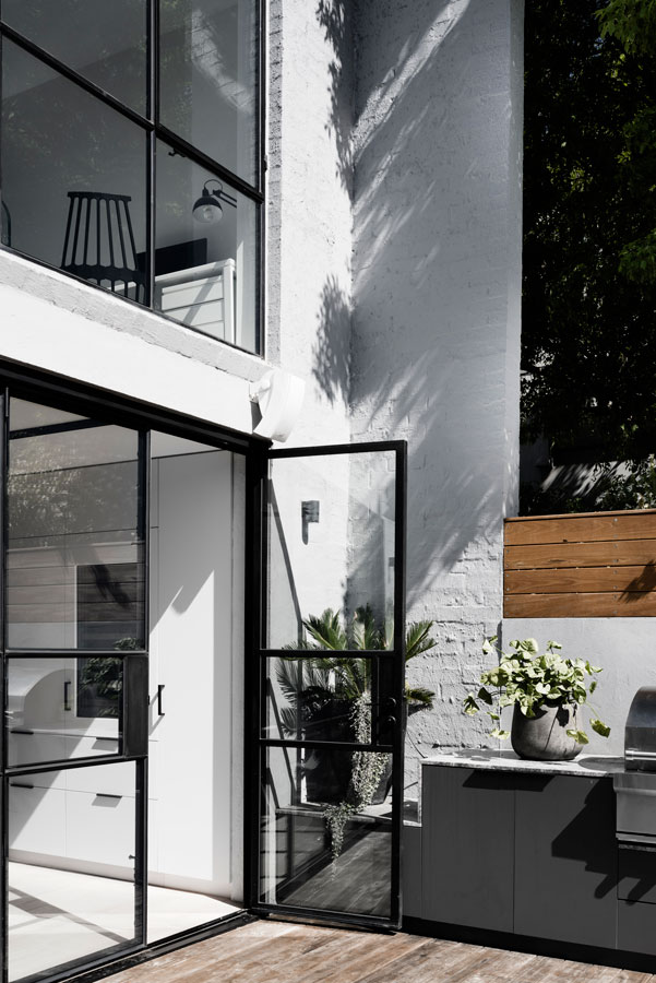 Bell street house local exterior techne architecture for Local home interior designers