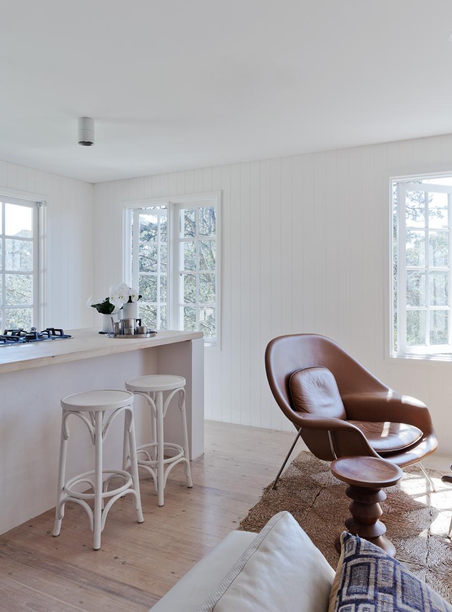 Bronte House I - Local Kitchen - Madeleine Blanchfield Architects - Interior Archive