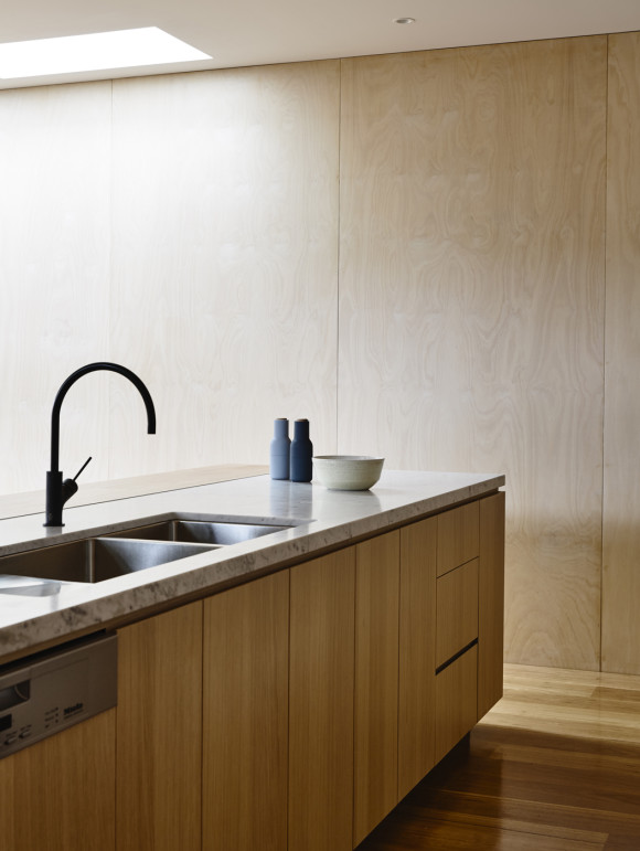 Interior Kitchen Detailing and Cabinetry Shot - Design Archive