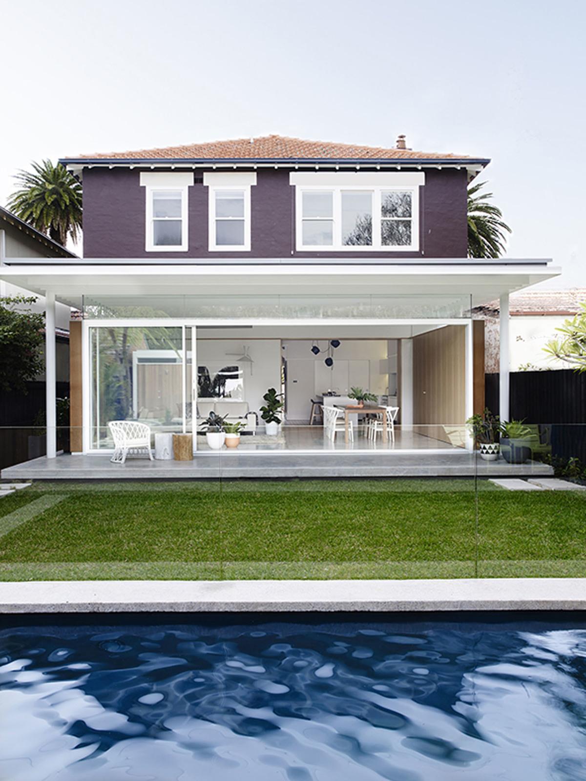 Coogee House - Australian Garden Pool Exterior Design - Madeleine Blanchfield Architects - Interior Archive
