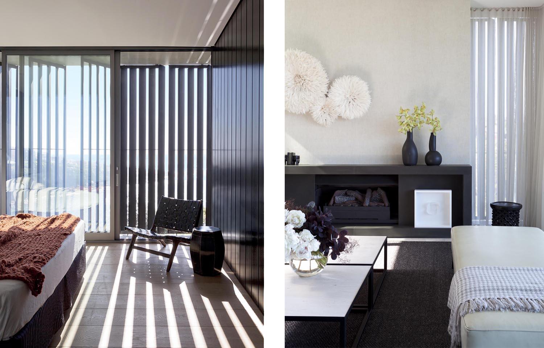 Gordon's Bay House - Australian Bedroom Design - Madeleine Blanchfield Architects - Architecture Archive