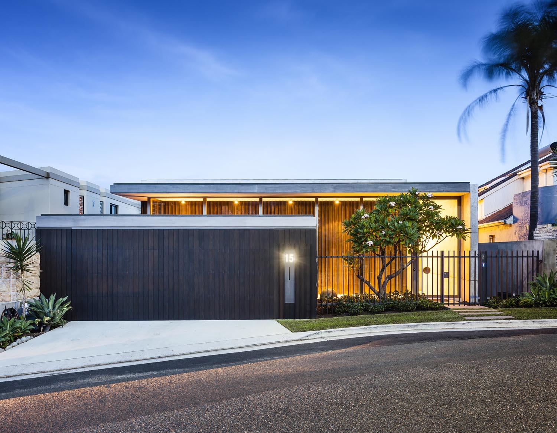 Gordons-Bay-House-Australian-Exterior-Front-Garage-Madeleine-Blanchfield-Architects-Architecture-Archive