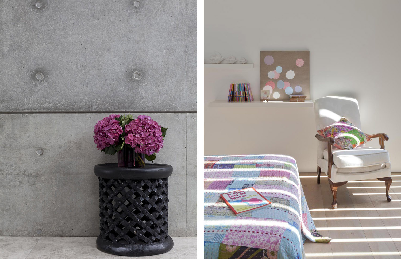 Gordon's Bay House - Local Child Bedroom Design - Madeleine Blanchfield Architects - Architecture Archive