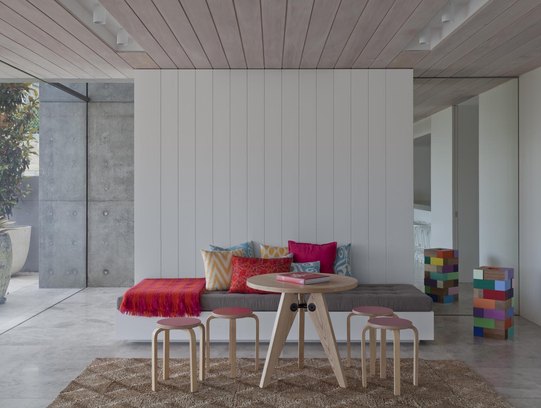 Gordon's Bay House - Local Children Playroom - Madeleine Blanchfield Architects - Architecture Archive
