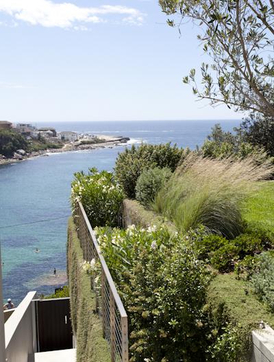 Gordon's Bay House - Local Garden View Beach - Madeleine Blanchfield Architects - Architecture Archive