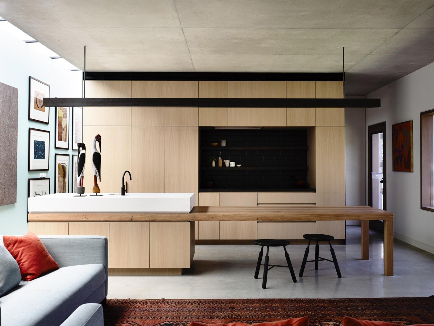In-Situ House - Rob Kennon Architects - Toorak, VIC, Australia - Image 17-min