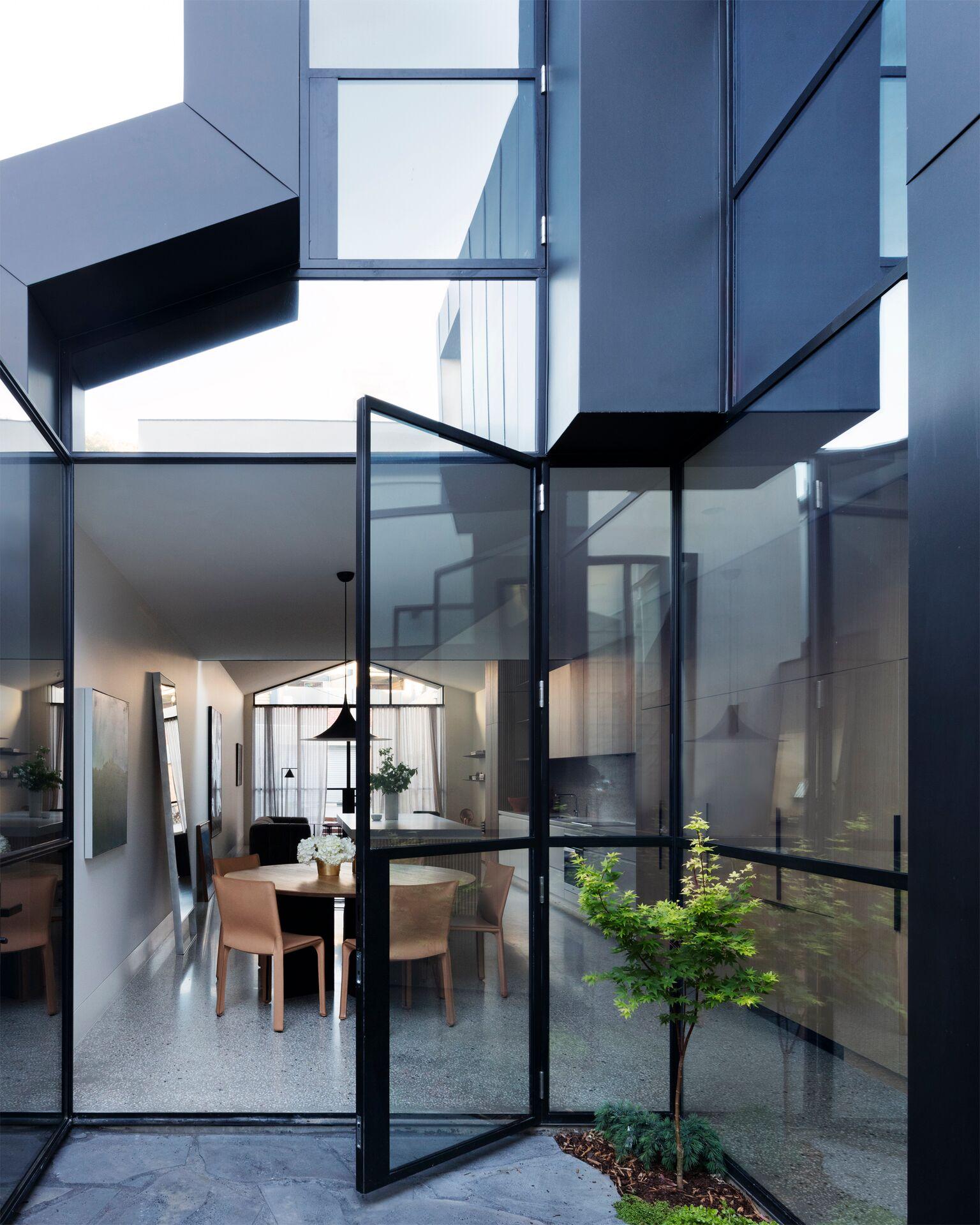 Fesselnd Port Melbourne House   Pandolfini Architect U0026 Duo Built   VIC, Australia    Rory Gardiner