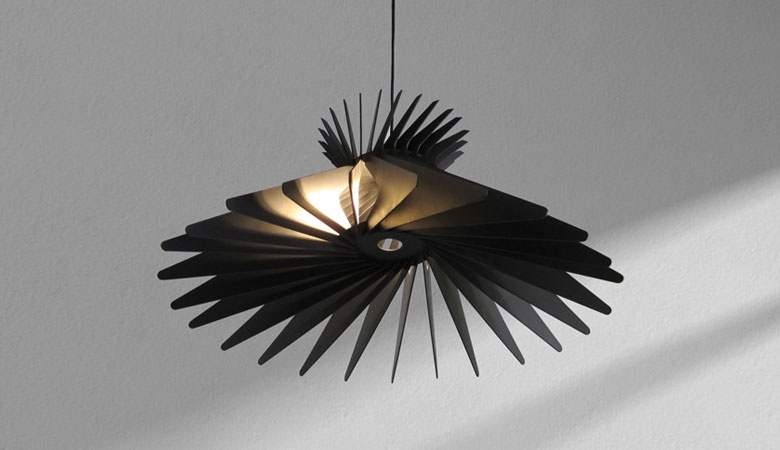 Save & Spline Pendant Light by Tom Fereday | Design Archive | The Local Project