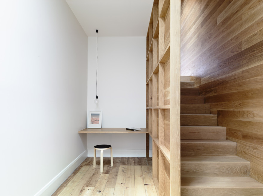 Gallery of Stepped House by Rob Kennon Architects / The Local Project