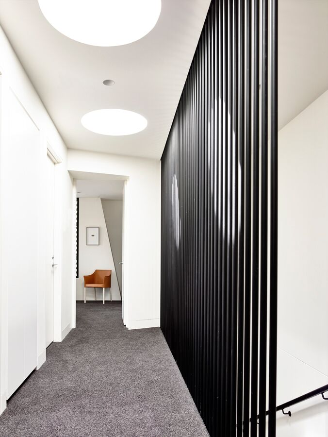Hallway - Interior Design - Architecture - Derek Swalwell