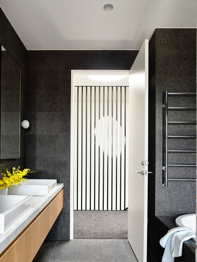 Bathroom - Featured Interior Design - Pandolfini Architects
