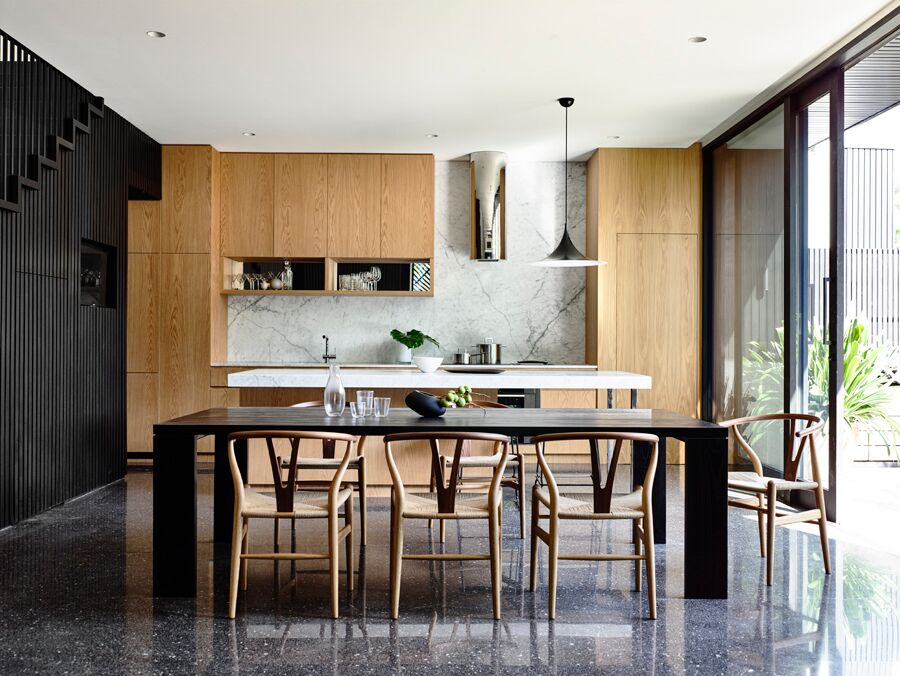 Australian Design & Architecture - Duo Built - Melboune, VIC
