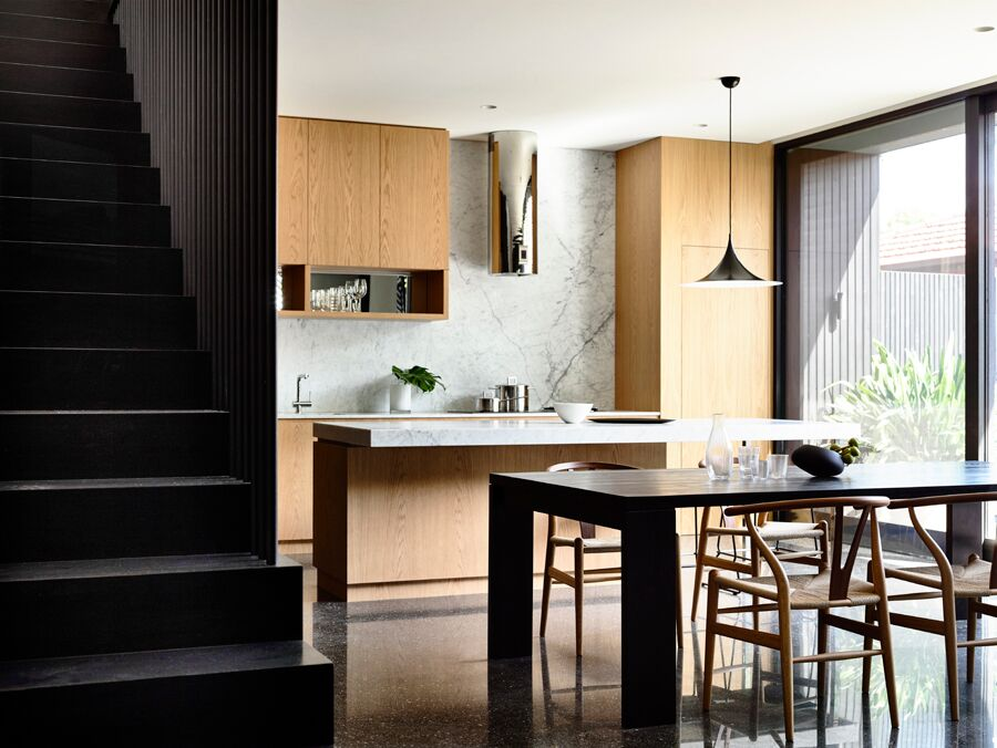 Kitchen and dining area - Pendant - Melbourne, VIC, Australia