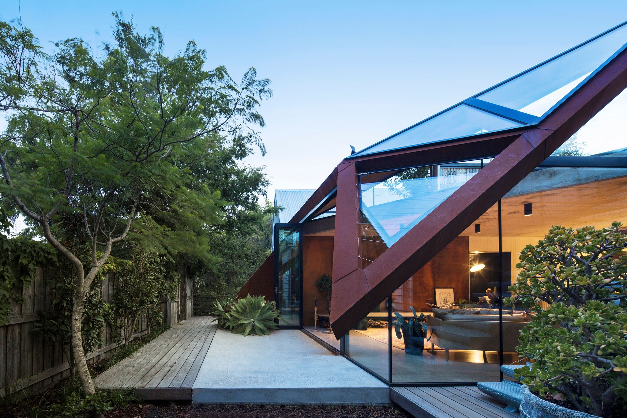 Australian Architectire - Duo Built - Meblourne, VIC