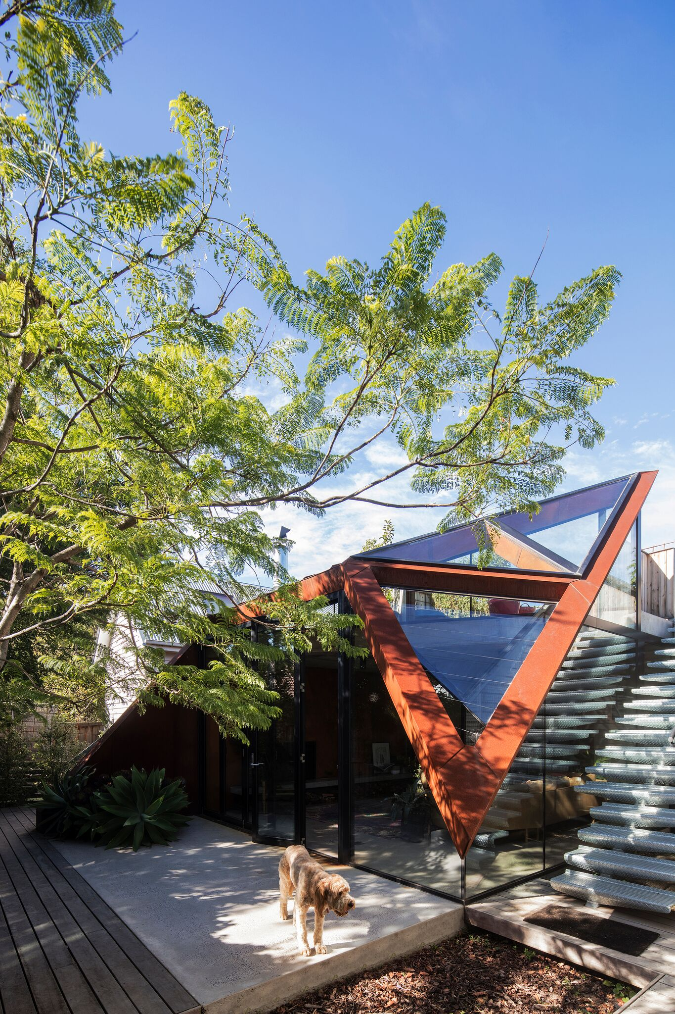 Australian Architecture - Melbourne, VIC, Australia