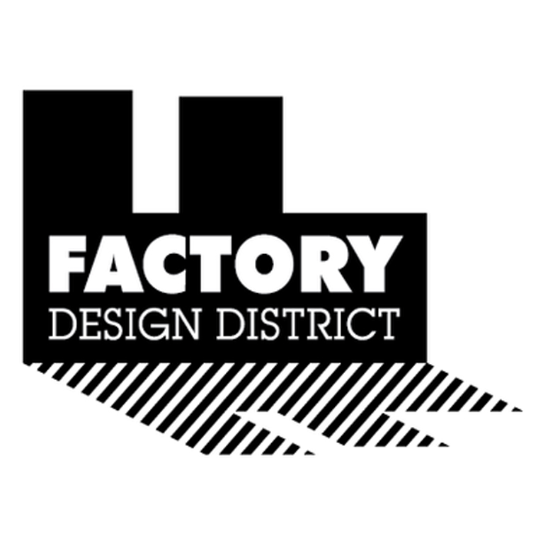 Factory Design District - Proudly Supporting TLP