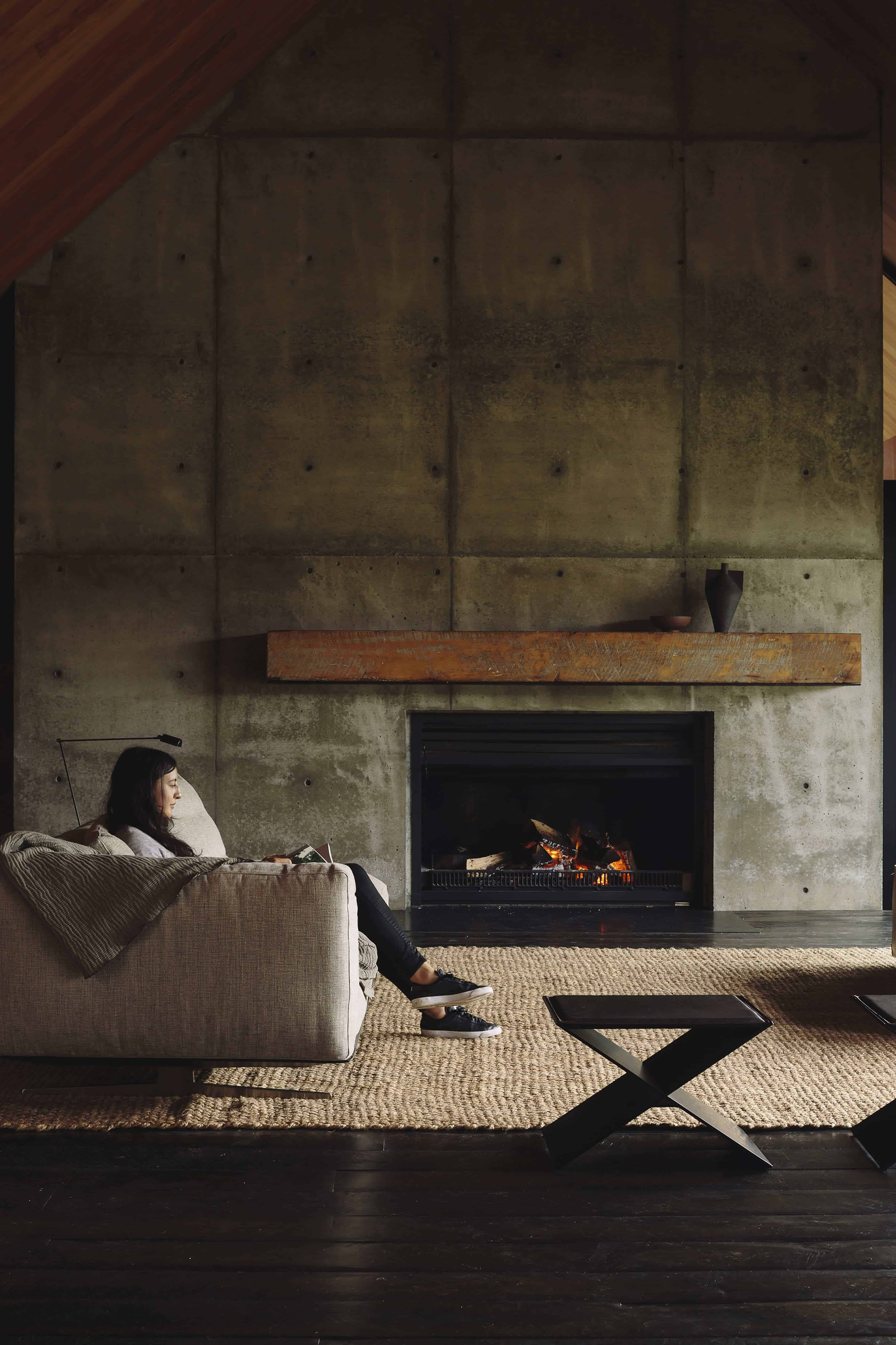 Forest House by Fearon Hay - Form and Function