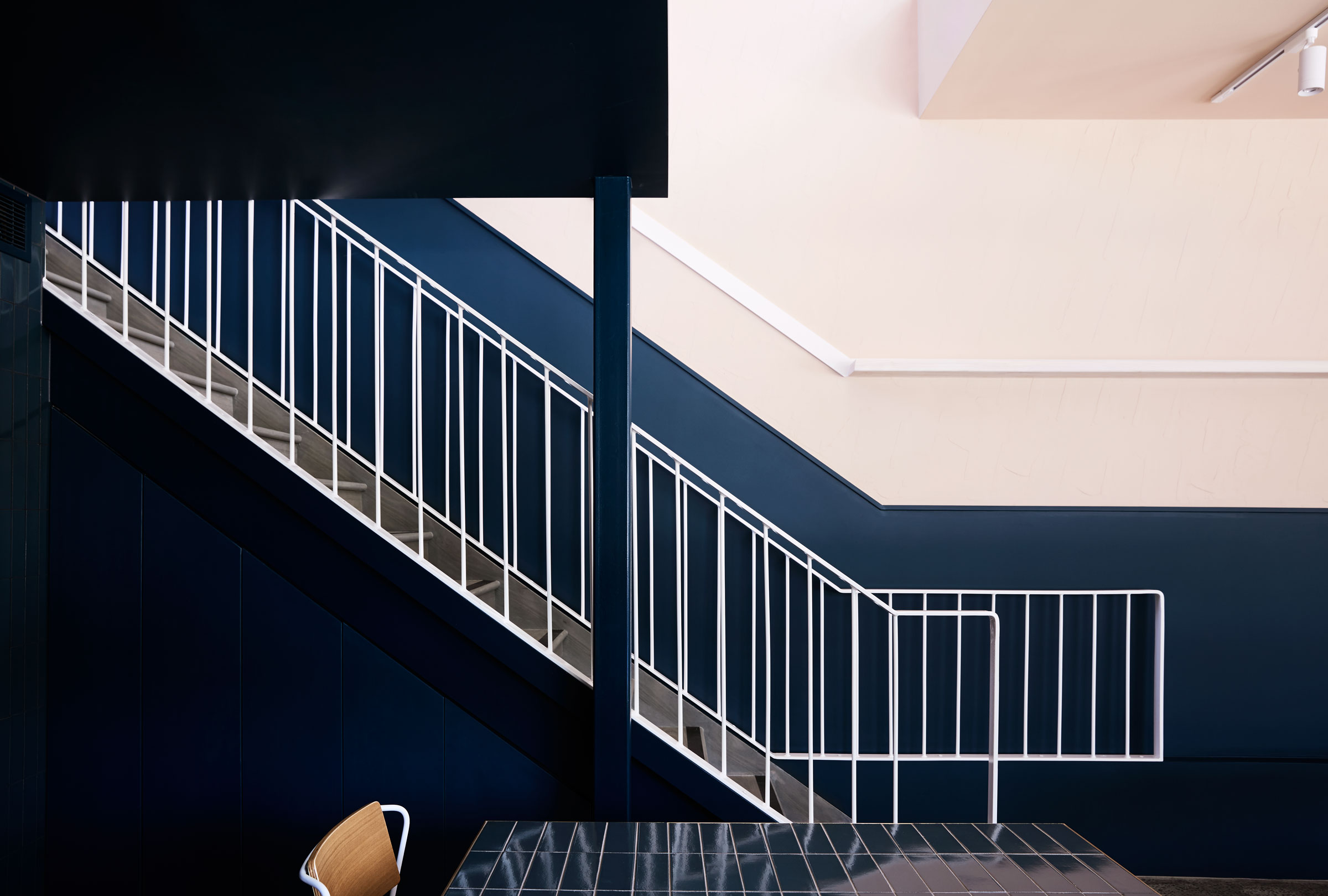 We Are Huntly - Local Stairwell Design - We Are Huntly - Interior Archive