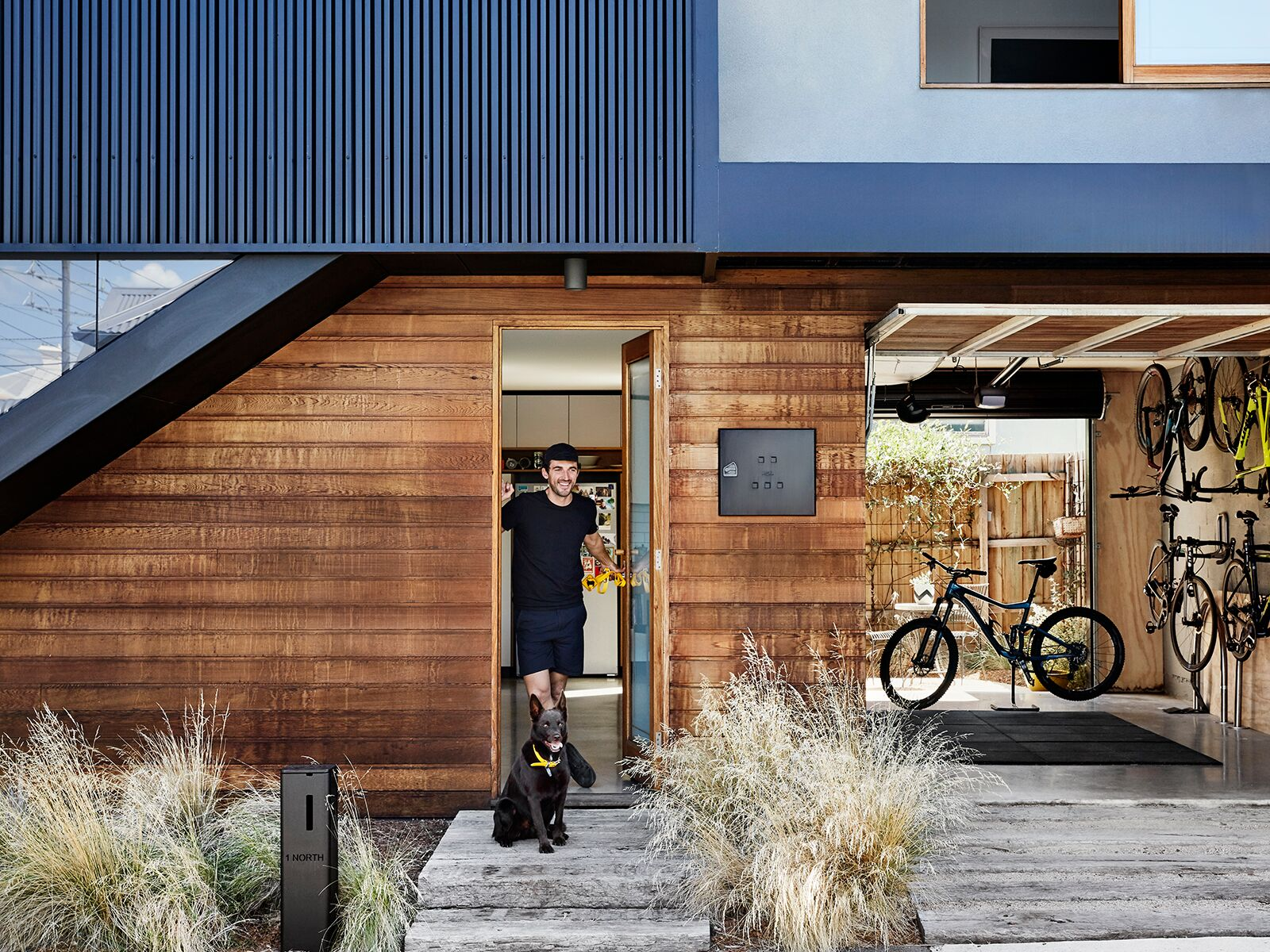1 North Street by HIP V. HYPE - Liam Wallis - Australia Design & Architecture - Sustainable - Photographed by Tess Kelly - Image 1