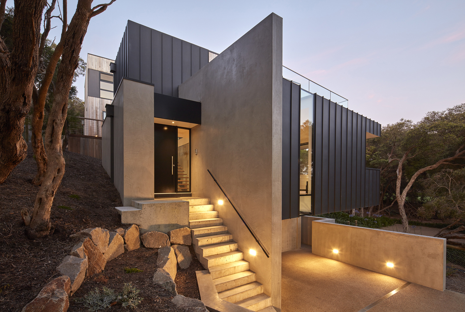 Beach House by DX Architects - Victoria, Australia - Photographed by Aaron Pocock - Australia Design & Architecture - Image 7