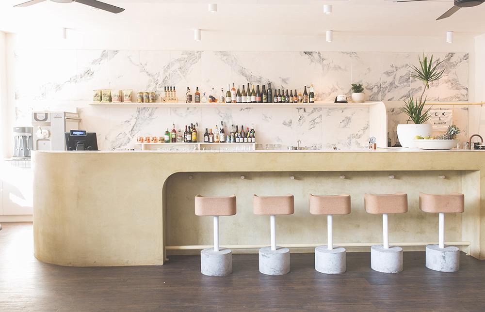 Eat Burger - Commercial Interior Design - Amber Road - Australian Design - Image 1