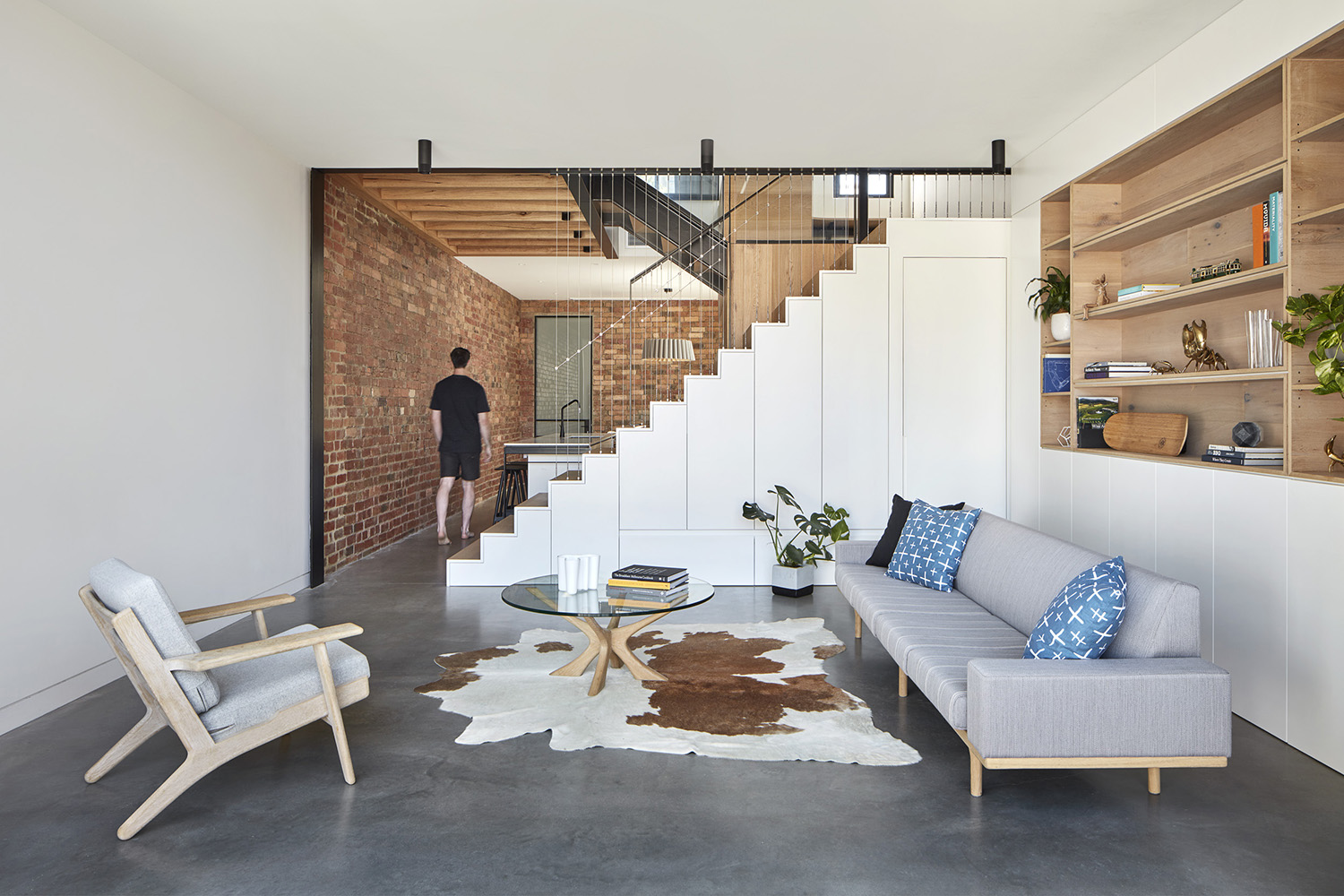 Fitzroy North House by MMAD Architecture | Project Archive | Melbourne, VIC, Australia - Image 2