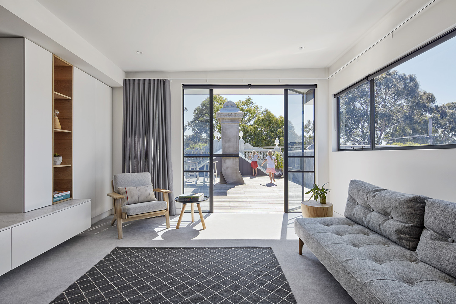 Fitzroy North House by MMAD Architecture | Project Archive | Melbourne, VIC, Australia - Image 3