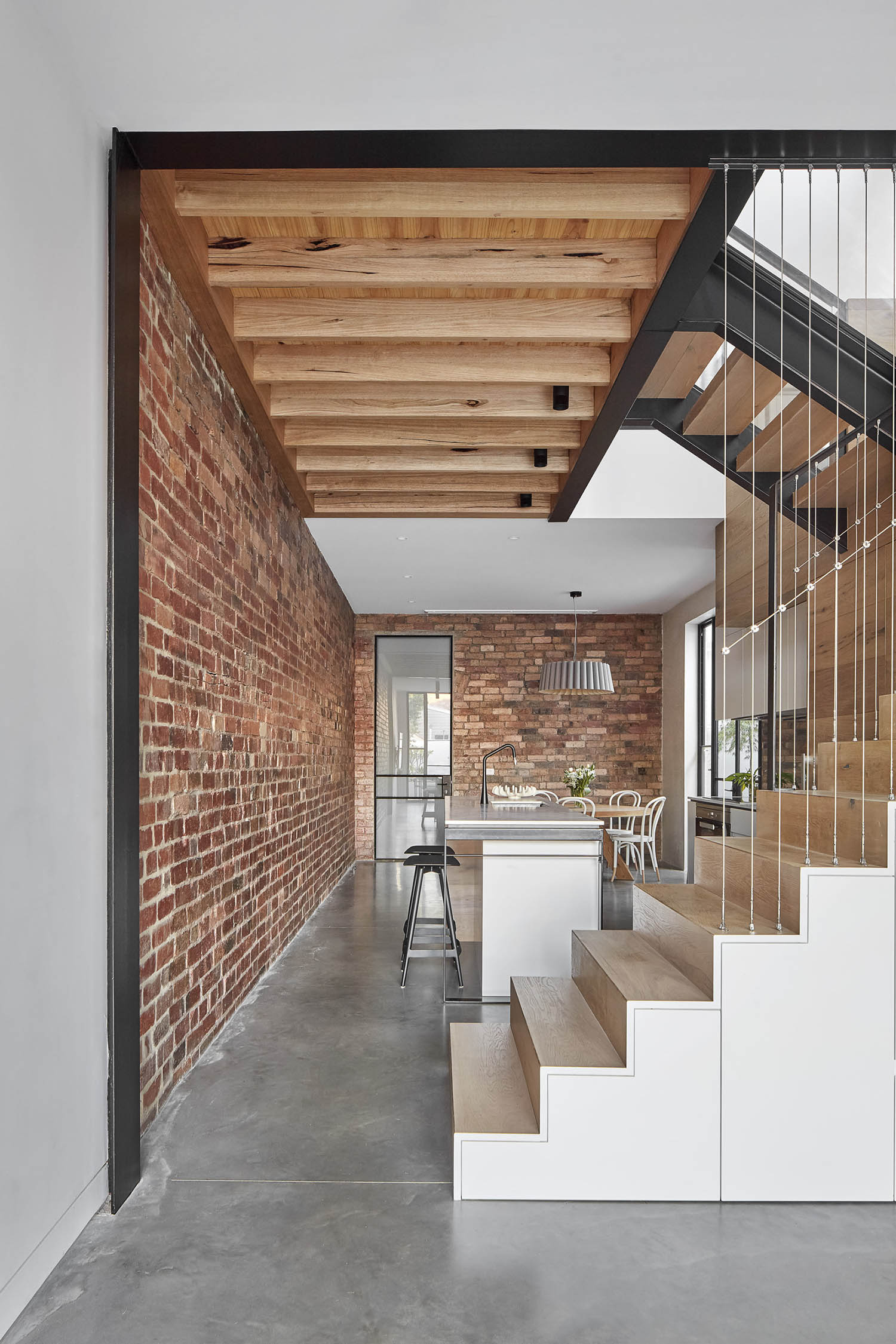 Fitzroy North House by MMAD Architecture | Project Archive | Melbourne, VIC, Australia - Image 6