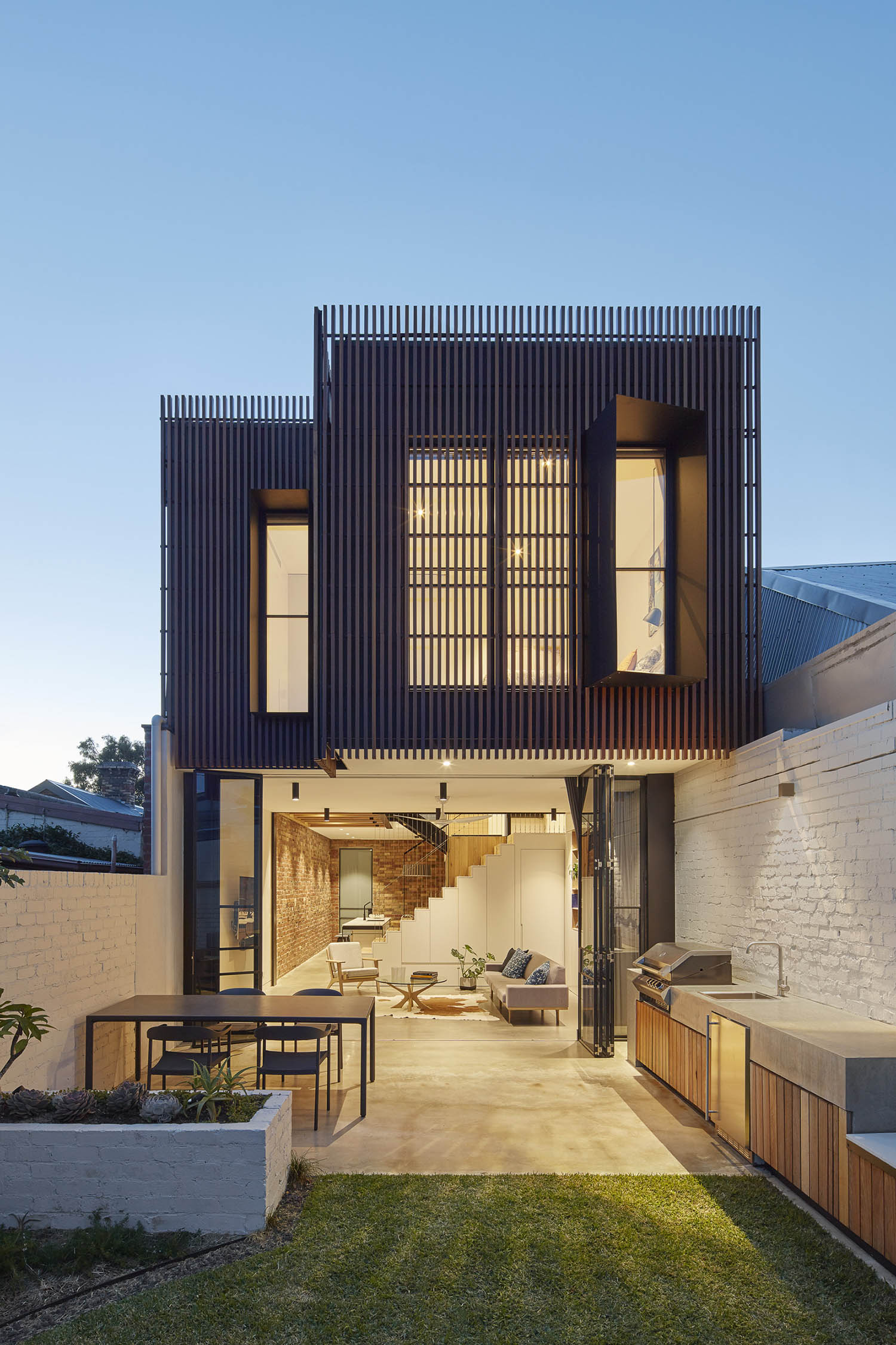 Fitzroy North House by MMAD Architecture | Project Archive | Melbourne, VIC, Australia - Image 8