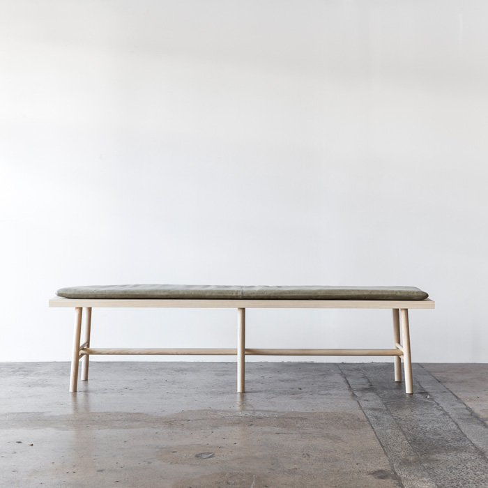 Ash Bench Designed by J.W - Project 82 - St. Peters, NSW, Australia - Image 1