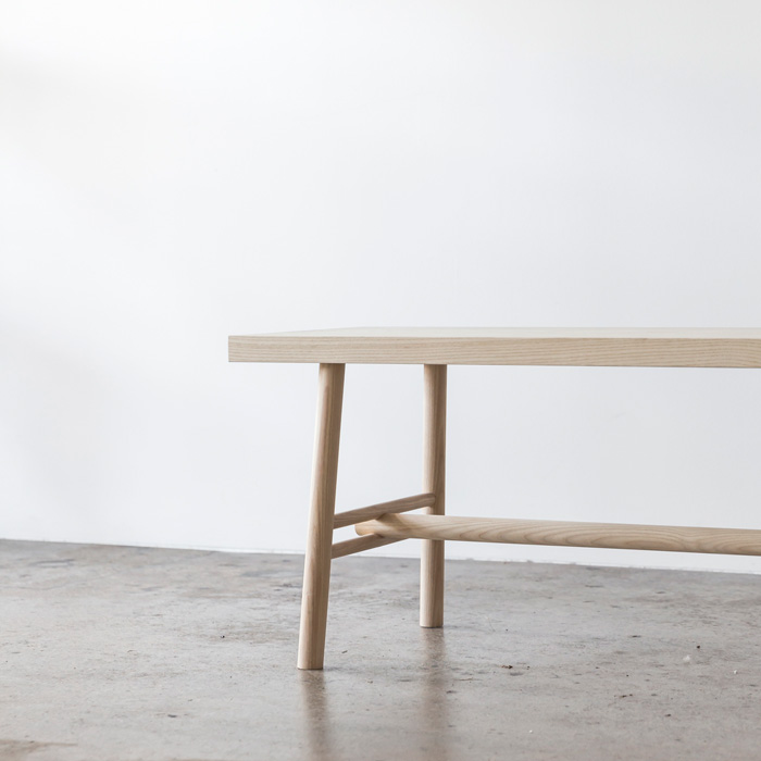 Ash Bench Designed by J.W - Project 82 - St. Peters, NSW, Australia - Image 4