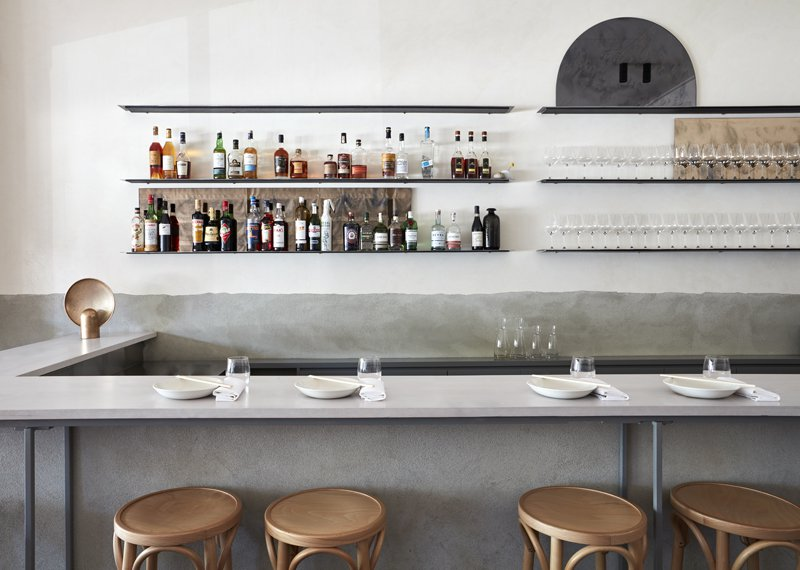 Bench Stool - Anchovy - Fiona Lynch - Collingwood, VIC, Melbourne - The Local Project