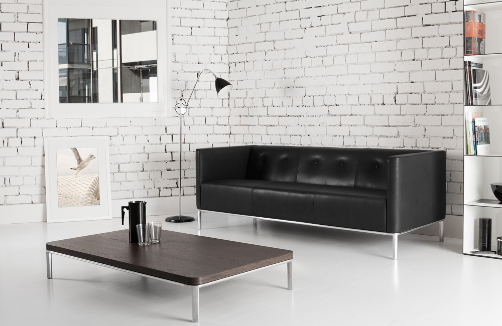 Black Lounge - CONNECTED Collection - Ross Didier - Heidelberg West, VIC, Melbourne - The Local Project