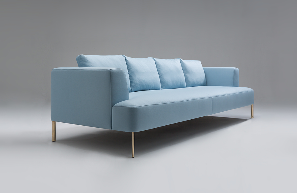 Blue Lounge - BRYDIE Collection - Ross Didier - Heidelberg West, VIC, Melbourne - The Local Project