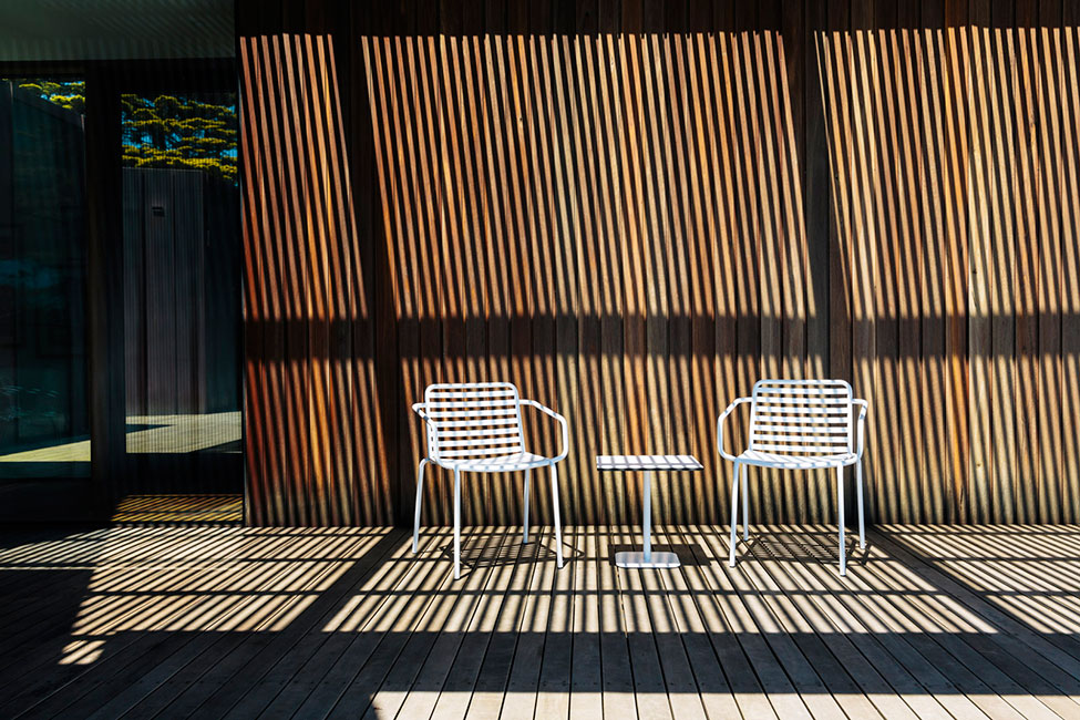 Chairs Sun - BOMBALA out Seating and Table Collection - Ross Didier - Heidelberg West, VIC, Melbourne - The Local Project