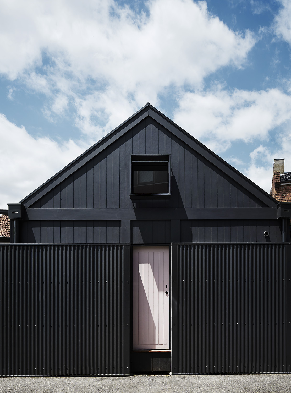 Exterior Entrance - O'Grady - Whiting Architects - Melbourne, VIC, Australia - The Local Project O'Grady - Whiting Architects - Melbourne, VIC, Australia - The Local Project
